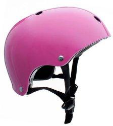 casco patines bici