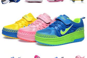 ¿Cómo comprar zapatillas con ruedas en AliExpress?